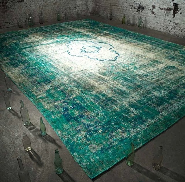 Drool. Another color reform rug. #abchome.com