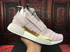 best website dc3f8 6a946 Des Sports Chaussures Femme Adidas Adidas NMD High Rose Gold