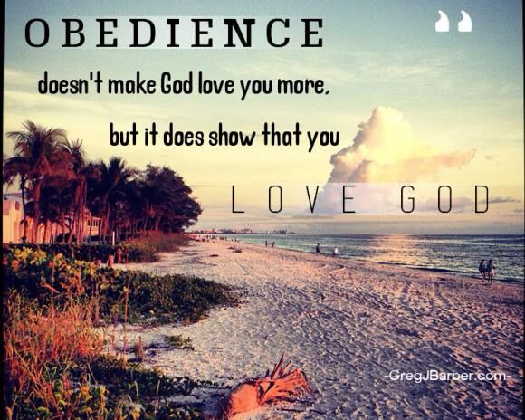Obedience to God | Scripture, Quotes and Sayings ...