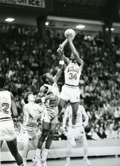 Len Bias and Michael Jordan