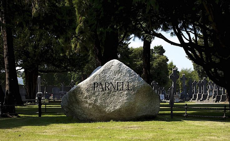 """'Over Thy Dead Body': A Cemetery Blog: Charles Stewart Parnell: 1846-1891: """"the uncrowned king of Ireland"""""""