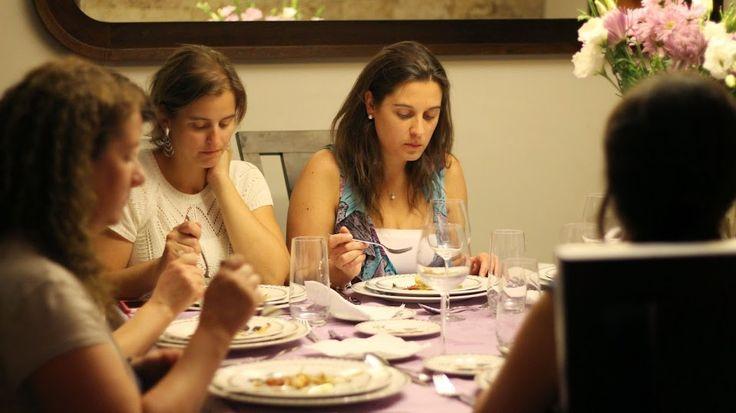 perenelle longpré: Google+ Alumnas compartiendo #cena