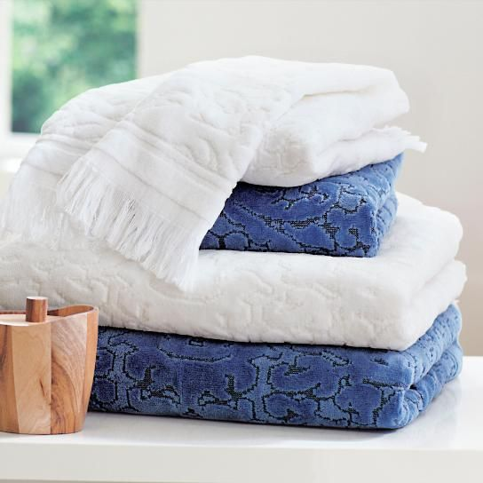 Best Towels Images On Pinterest Bath Linens Bathroom Towels - Velour bath towels for small bathroom ideas