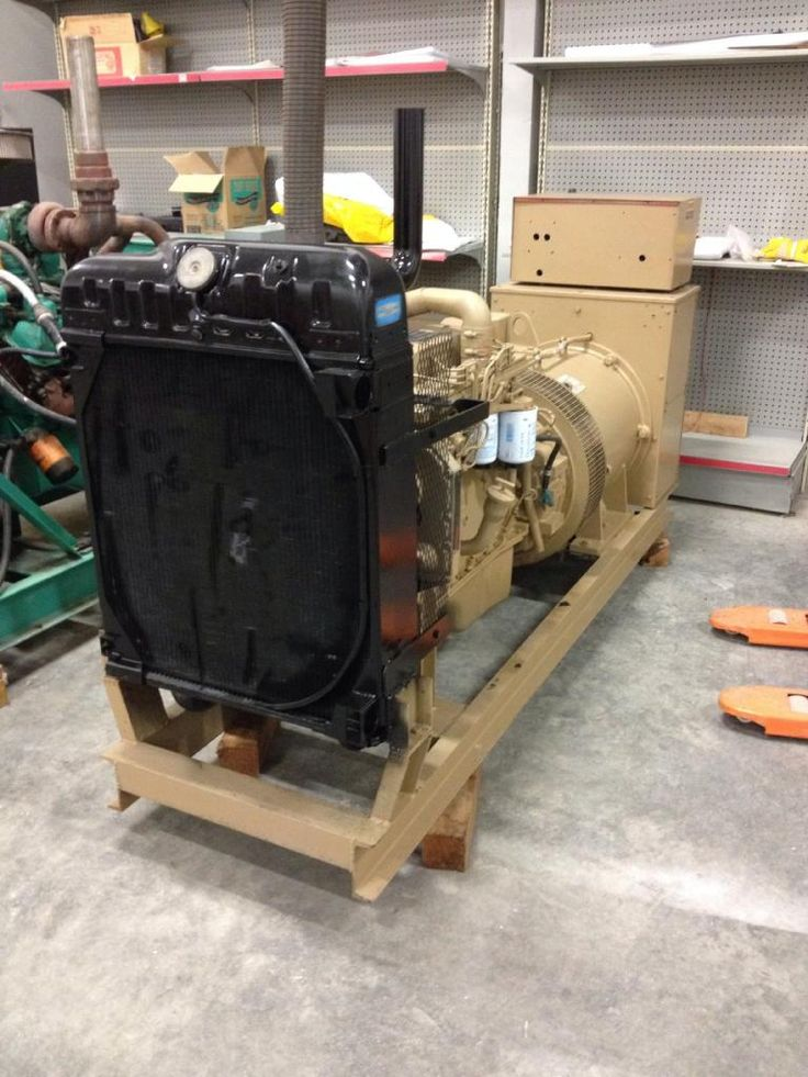 For sale: 130 kW Cummins 600 volt open power unit. Previously installed since new at a vegetable hot house, well maintained - low hours - load tested & Ready to ship! Call Prima today! 1-604-791-1815