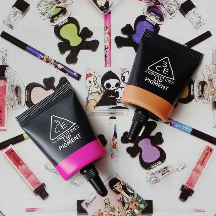 3 Concept Eyes Lip Pigment #stylenanda #3ce