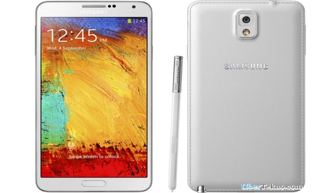 Samsung Galaxy Note 3 Terima Update Android Lollipop di Eropa - http://ubertekno.com/samsung-galaxy-note-3-terima-update-android-lollipop-di-eropa/5624