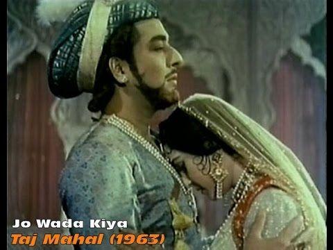 """Lata Mangeshkar & Mohd. Rafi """"Jo Vada Kiya"""" [ part 1]"""
