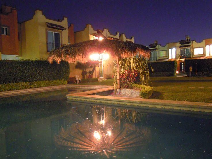 Palapa, Villas del Sol  Cuernavaca, Morelos, Mexico www.constructoraaviga.com