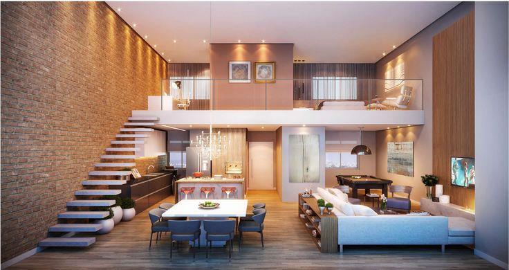 Loft unique lofts for Fachadas de apartamentos modernas