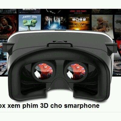 box xem phim 3d cho smartphone