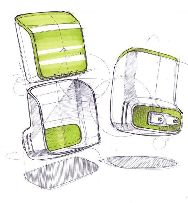 Sketche swe like / Pencil Sketch / Green Highlights / Plug / Precise Linework / at plllus
