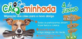 VILA VERDE viva!: AGENDA | 4 junho: Inauguração de canil com cãominh...