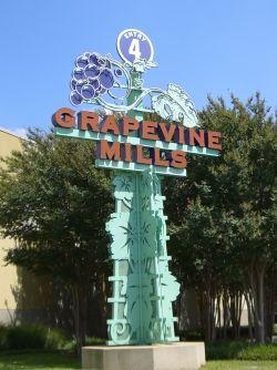 grapevine mills mall