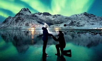 Photographer's Northern Lights Marriage Proposal Is Nothing Short Of Spectacular | The Huffington Post