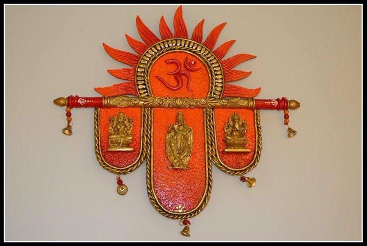Diwali decor handcrafted