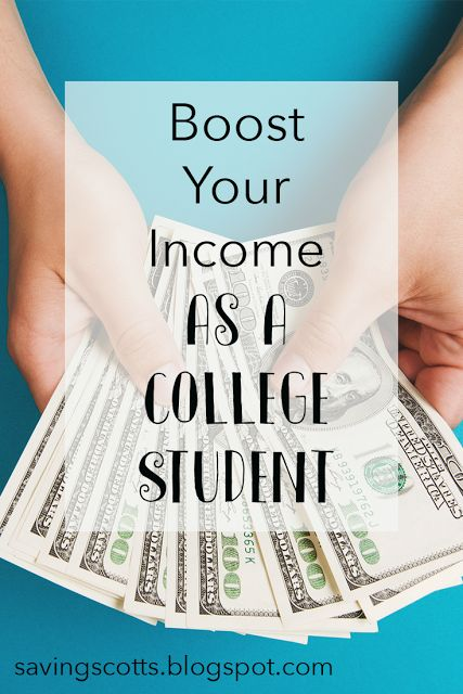 Make managing money in college easier by boosting your income and avoiding student loan debt. Boost your income as a college student.
