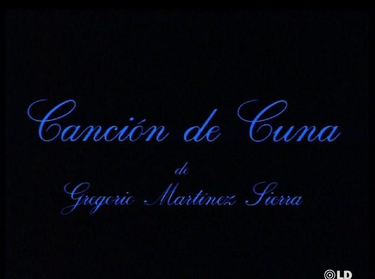 Canción de Cuna (1993, J.L. Garci; Fiorella Faltoyano,Carmelo González, Amparo Larrañaga, Diana Peñalver,AlfredoLanda, MªLuisa Ponte,Maribel Verdú,Virginia Mataix). Calidad digital. Audio en español.