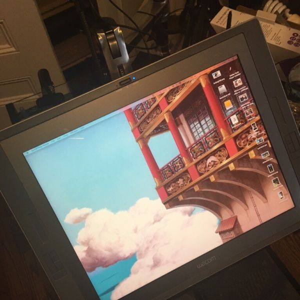 For Sale: Wacom Cintiq Tablet 21 Ux  for $600