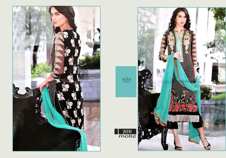 Indian Salwar Kameez Punjabi Suit Motiz_1 Pakistani Designer Suit Dress Material #OdInParis #IndianPakistaniSalwarKameezSuit #Festive