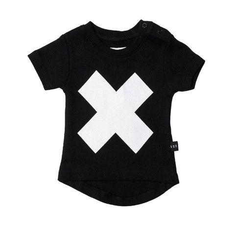 Cross Drop Back T Shirt