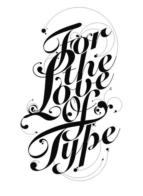type-lover:  font-typography-design-26