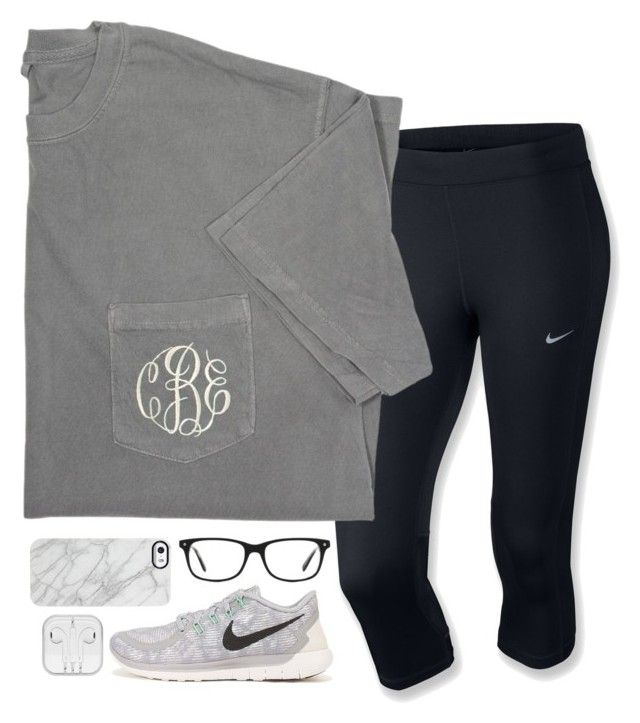 """Apologies for being so busy and follower of the week (2/7)"" by classicallyclaire ❤ liked on Polyvore featuring NIKE, Kensington Road, Uncommon, women's clothing, women, female, woman, misses, juniors and followeroftheweekCV"