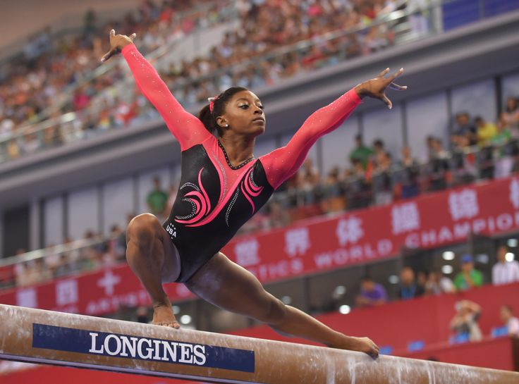 Simone Biles (USA)  2014 World Championships