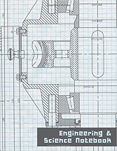 engineering science notebook math science graphing composition