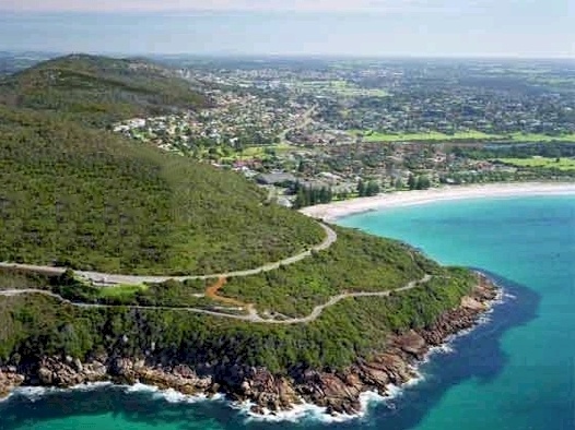 "Albany, Western Australia - Alan said, ""I'm sure had I stayed in Albany I would have enjoyed that city as well."""