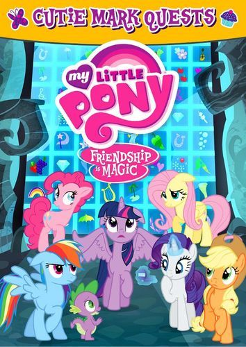 My Little Pony: Friendship Is Magic - Cutie Mark Quests [DVD]