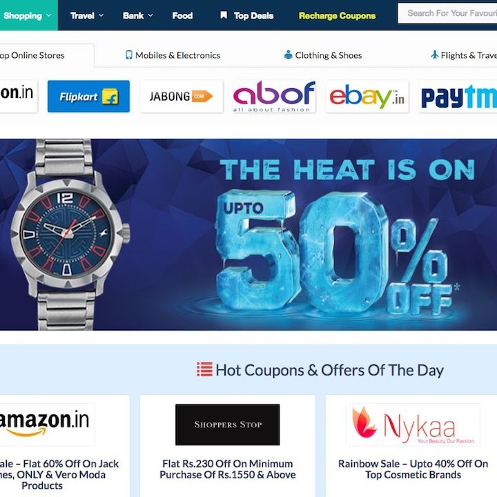 CouponzGuru – For Those Who Love to Buy Products on Discounted Price