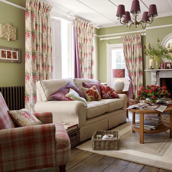 Ispirazione british 2 15 bellissime stanze in stile for Faccende domestiche in inglese