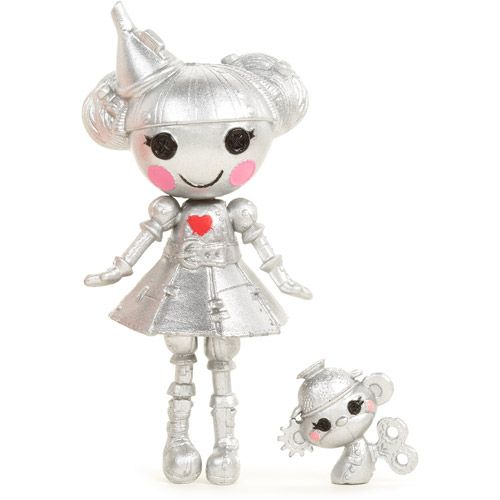 Mini Lalaloopsy Doll, Tinny Ticker: The Wizard of Oz minis, new for 2013.