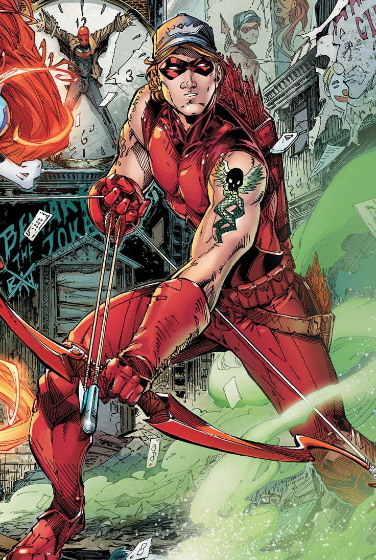Roy Harper screenshots, images and pictures - Comic Vine