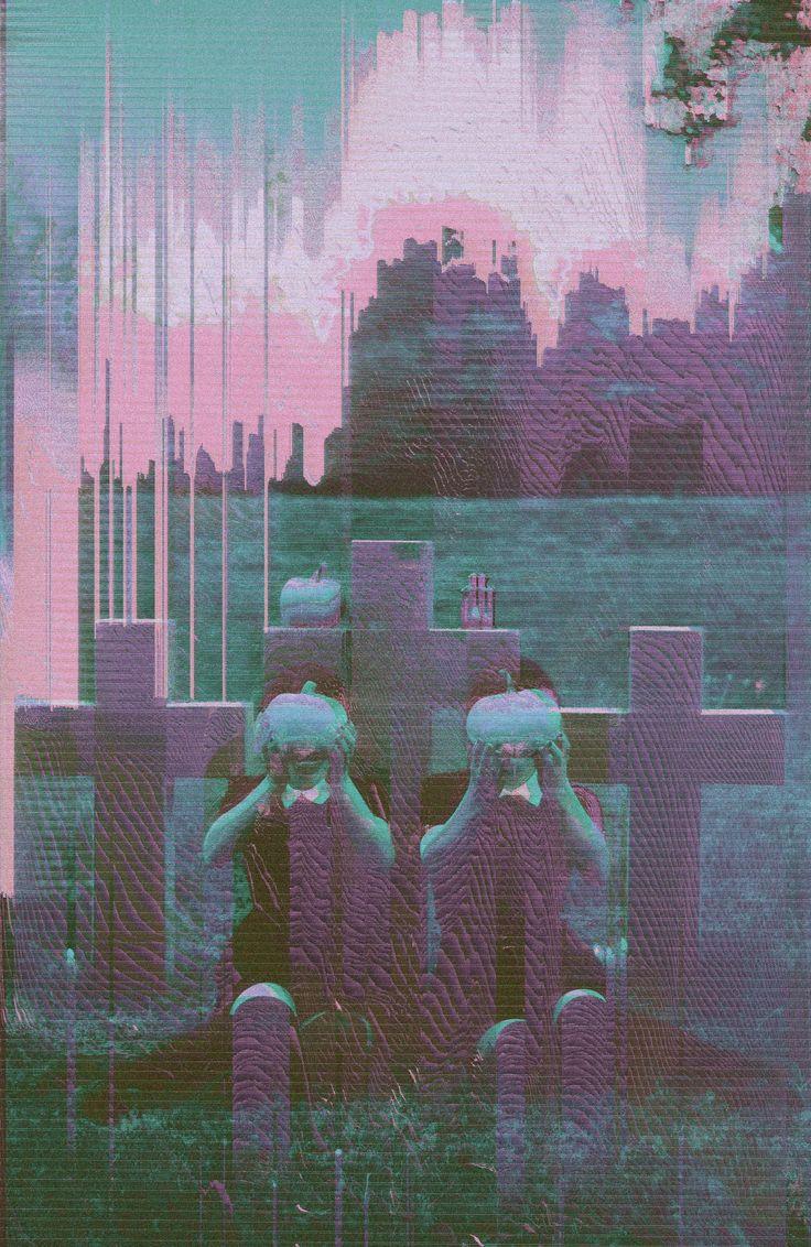 glitchtober_16 #vaporwave #art   Fantasy artist ...