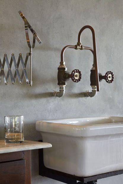LOVE that sink