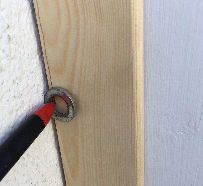 Miniprojekt – Holz an krumme Wand anpassen – Bauanleitung zum Selberbauen – 1-2-do.com – Deine Heimwerker Community