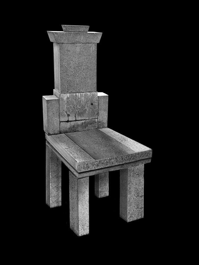"""""""Krzesło"""" www.bogna.art.pl"""