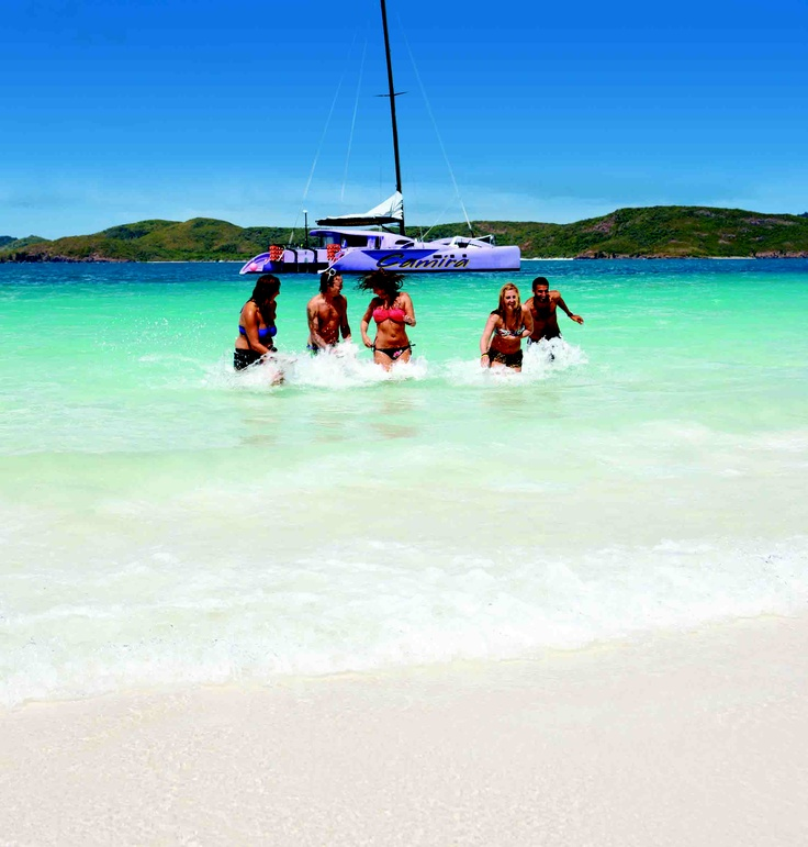 Enjoy #Whitsundays at #Queensland #Beach #Australia. We like the coast as our customers appreciate the Anti rust nature of our letterboxes!   Even in salt wind conditions they last.