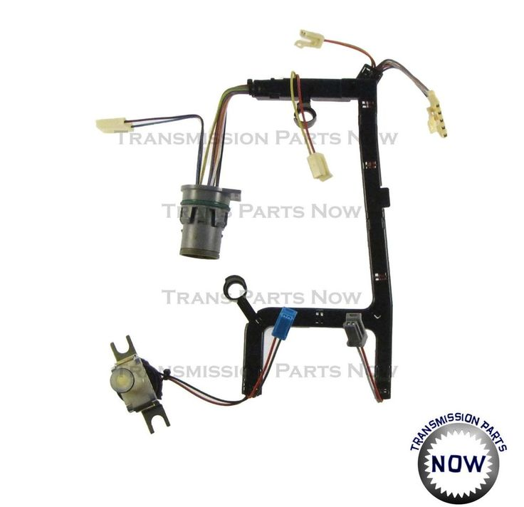 internal wire harness with lock up solenoid gm chevy 4l60e