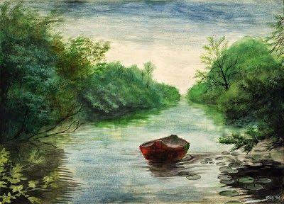 Senarai Cinta: Pengelana dan Perahu Kecil