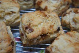 「いちじくとくるみのスコーン♪」appleteamuffin | お菓子・パンのレシピや作り方【corecle*コレクル】