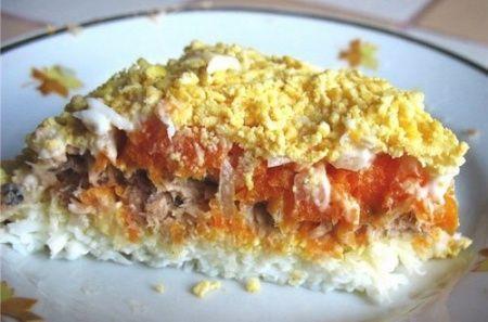 «Мимоза» салат – рецепт и некоторые секреты приготовления этого популярного салата.