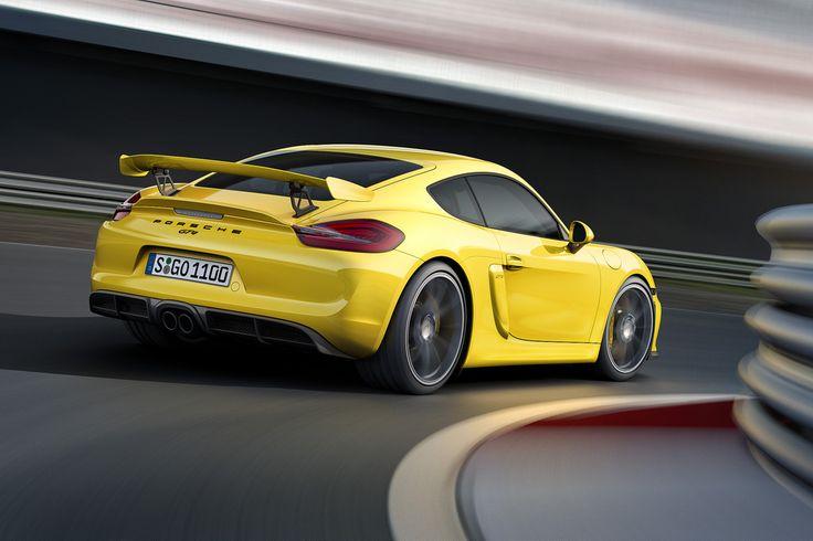 Alle Größen | 2015 Porsche Cayman GT4 | Flickr - Fotosharing!