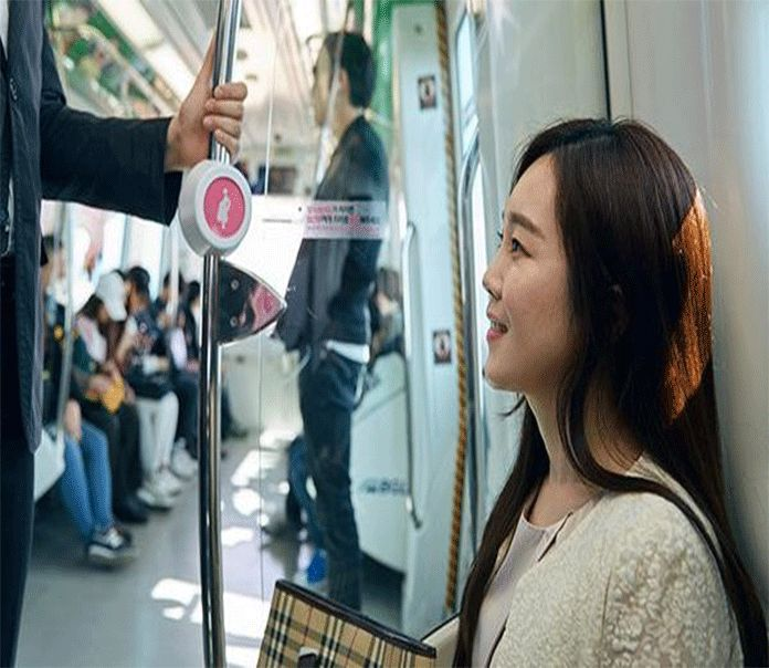 South Korea Trials Wireless Seat Alerts For Pregnant Train Travellers