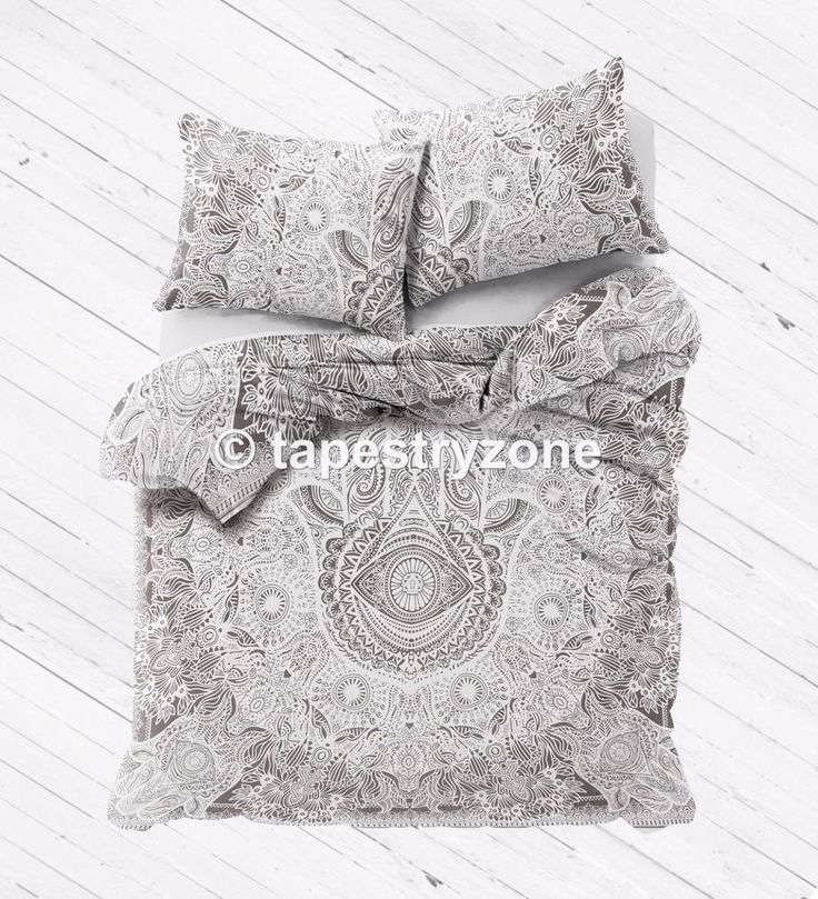 hamsa hand art gypsy cotton queen size duvet cover throw bohemian quilt cover handmade