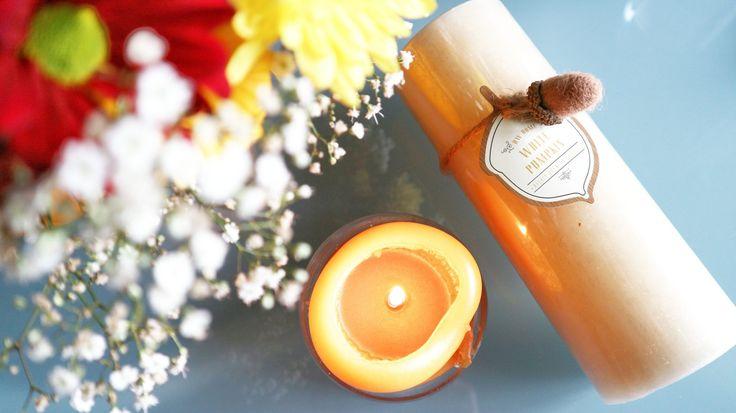 October Favourites | Miss Amy Rach TK Maxx Scented Candle White Pumpkin Butternut Pumpkin