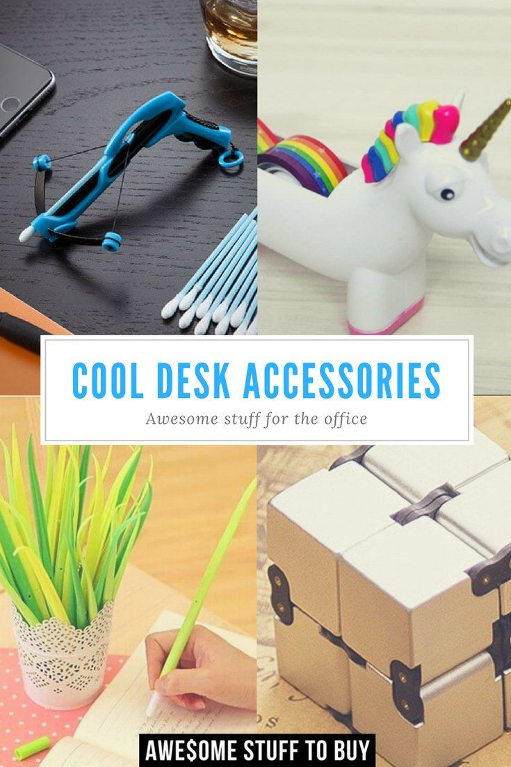 Cool Stuff For Your Office Desk Accessories Cool Desk Accessories Cute Office Supplies Cool Office Supplies