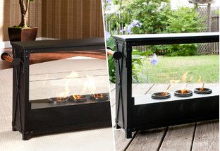 Fireplaces for Indoors & Out