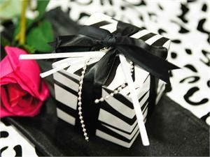 65 best royal blue zebra wedding images on pinterest homecoming 100 3 x 3 zebra black and white wedding favor box party decorations wholesale junglespirit Images